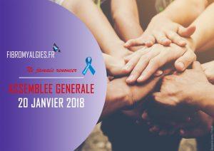 Fibromyalgies.fr - Assemblée Générale 2018